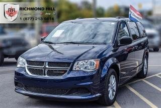 Used 2017 Dodge Grand Caravan CVP / SXT 2017 Dodge Grand Caravan SXT| Uconnect| for sale in Richmond Hill, ON
