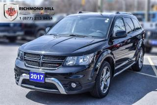 Used 2017 Dodge Journey Crossroad AWD for sale in Richmond Hill, ON