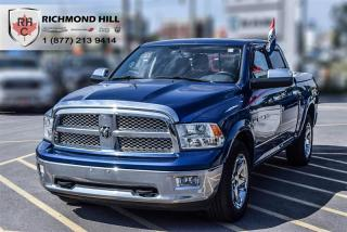 Used 2011 Dodge Ram 1500 Laramie Crew Cab 4WD for sale in Richmond Hill, ON
