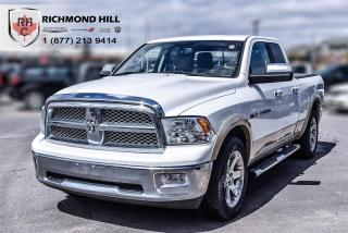 Used 2011 Dodge Ram 1500 Laramie Quad Cab 4WD for sale in Richmond Hill, ON