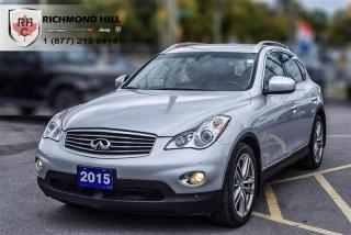 Used 2015 Infiniti QX50 Wagon for sale in Richmond Hill, ON