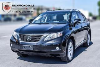 Used 2012 Lexus RX 350 6A for sale in Richmond Hill, ON