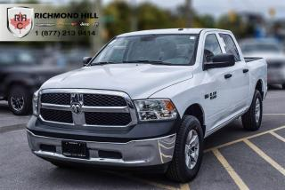 Used 2018 RAM 1500 Crew Cab 4x4 ST (140.5 WB - 5.7 Box) SXT Appearance Group|Class for sale in Richmond Hill, ON