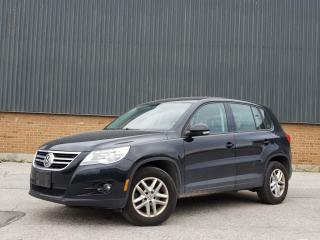 Used 2010 Volkswagen Tiguan Trendline   |   AS TRADED |  GREAT CONDITION | for sale in Etobicoke, ON
