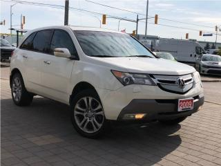 Used 2009 Acura MDX AWD**NAV**Leather**Sunroof**DVD for sale in Mississauga, ON