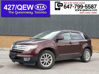 Used 2010 Ford Edge AS TRADED | LEATHER | MOONROOF |  AND MORE | for sale in Etobicoke, ON