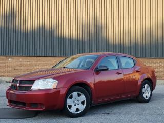 Used 2008 Dodge Avenger AS TRADED | IN GOOD CONDITION  | for sale in Etobicoke, ON