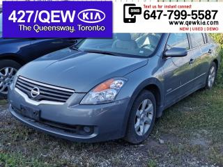 Used 2009 Nissan Altima HYBRID  | AS TRADED for sale in Etobicoke, ON