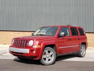 Used 2008 Jeep Patriot LIMITED AWD | AS TRADER | IN GREAT CONDITION | for sale in Etobicoke, ON