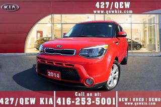 Used 2014 Kia Soul EX  |  ONE OWNER | ACCIDENT FREE | LOW KM  | for sale in Etobicoke, ON