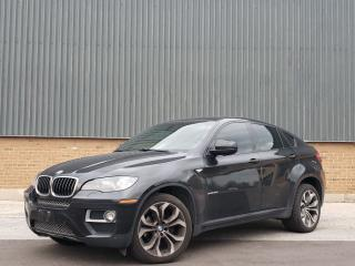 Used 2014 BMW X6 35I M SPORT PACKAGE |  LOADED  |   RED LEATHER   | for sale in Etobicoke, ON
