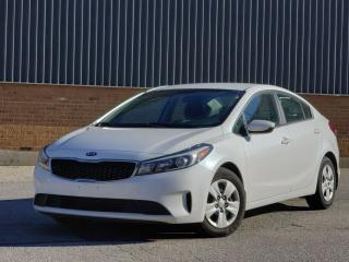 Used 2017 Kia Forte LX  | ONE OWNER | ACCIDENT FREE | for sale in Etobicoke, ON