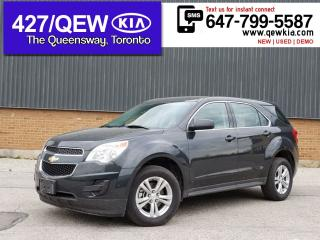 Used 2014 Chevrolet Equinox LS | Bluetooth | Cruise | Voice Command | USB for sale in Etobicoke, ON