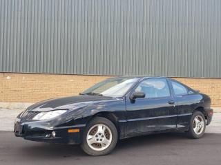 Used 2003 Pontiac Sunfire AS TRADED |  ONE OWNER  |   ACCIDENT FREE for sale in Etobicoke, ON