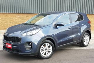 Used 2017 Kia Sportage LX | Backup Camera | Auto Headlight | Heated Seat for sale in Etobicoke, ON