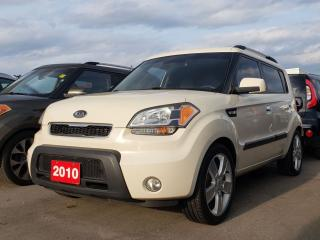 Used 2010 Kia Soul 4u Retro | MANUAL | HEATED SEAT | CRUISE for sale in Etobicoke, ON