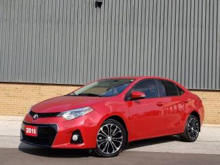 Used 2016 Toyota Corolla S | SUNROOF |    SOLD   SOLD   SOLD   | for sale in Etobicoke, ON