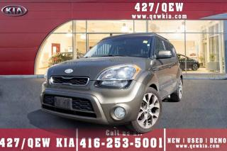 Used 2012 Kia Soul 4U  AS TRADED  |  IN GOOD CONDITION  | for sale in Etobicoke, ON
