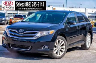 Used 2015 Toyota Venza AWD XLE  |  LOADED | LOW KM  | ACCIDENT FREE | for sale in Etobicoke, ON