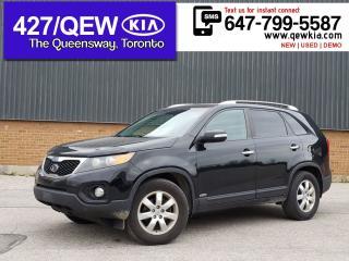 Used 2012 Kia Sorento LX V6 | AWD | BLUETOOTH | CRUISE | HEATED SEAT for sale in Etobicoke, ON