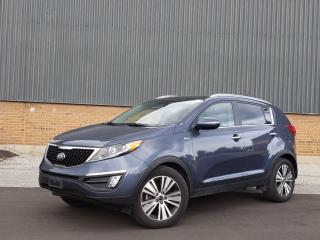 Used 2016 Kia Sportage EX Luxury | Ventilated Seat | Panoramic Roof for sale in Etobicoke, ON