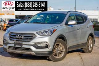 Used 2017 Hyundai Santa Fe Sport SPORT  |  NEW TIRES AND BRAKES ALL AROUND  | for sale in Etobicoke, ON