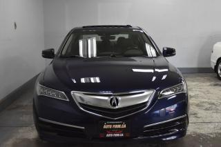 Used 2015 Acura TLX V6 Tech for sale in Kitchener, ON