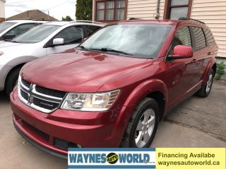 Used 2011 Dodge Journey SXT***7 Passenger*** for sale in Hamilton, ON