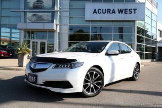 Used 2015 Acura TLX SH-AWD finance from 0.9% for sale in London, ON