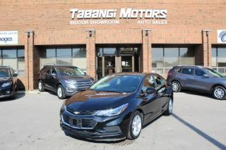 Used 2016 Chevrolet Cruze LT NO ACCIDENTS BIG SCREEN REAR CAM HEATED SEATS BT for sale in Mississauga, ON