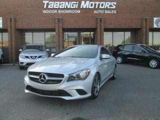 Used 2015 Mercedes-Benz CLA-Class CLA250 NO ACCIDENTS LEATHER HEATED SEATS BT for sale in Mississauga, ON