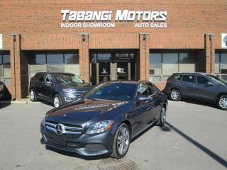 Used 2015 Mercedes-Benz C-Class C300 4MATIC NO ACCIDENTS NAVIGATION LEATHER SUNROOF BT for sale in Mississauga, ON