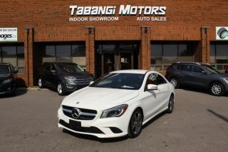 Used 2015 Mercedes-Benz CLA-Class CLA250 4MATIC NO ACCIDENTS NAVIGATION LEATHER BT for sale in Mississauga, ON