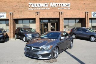 Used 2016 Mercedes-Benz CLA-Class CLA250 | NO ACCIDENTS | A.M.G | LEATHER | HEATED SEATS | BT for sale in Mississauga, ON
