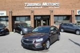 2015 Chevrolet Cruze LT NO ACCIDENTS BIG SCREEN REAR CAM REMOTE START BT