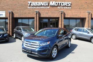 Used 2017 Ford Edge SE | NO ACCIDENTS | REAR CAM | KEYLESS | CRUISE | BT for sale in Mississauga, ON
