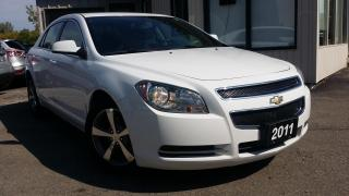 Used 2011 Chevrolet Malibu 1LT - ALLOYS! BLUETOOTH! ACCIDENT FREE! for sale in Kitchener, ON