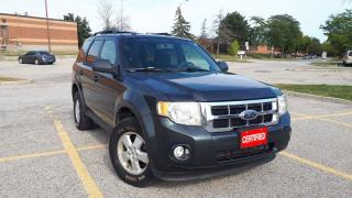 Used 2009 Ford Escape FWD 4DR V6 AUTO XLT for sale in Mississauga, ON
