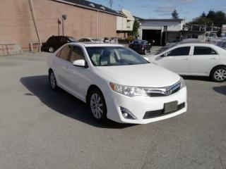 Used 2012 Toyota Camry XLE for sale in Toronto, ON