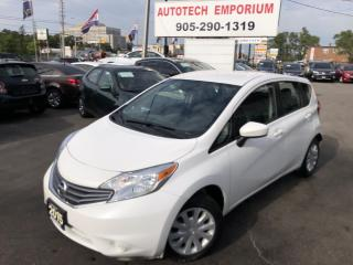 Used 2015 Nissan Versa Note S Automatic Bluetooth/Air Conditioning&GPS* for sale in Mississauga, ON