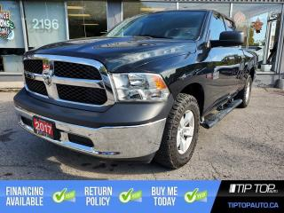Used 2017 RAM 1500 ST ** 1 Owner, Backup Cam, 5.7L V8, 4x4 ** for sale in Bowmanville, ON
