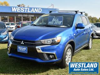 Used 2018 Mitsubishi RVR SE AWD for sale in Pembroke, ON