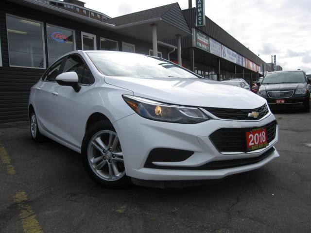 2018 Chevrolet Cruze LT Auto BACK UP CAMERA, HEATED SEATS, CRUISE CONTROL