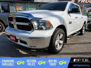 Used 2017 RAM 1500 SLT ** 3.6L V6, 4x4, 1 Owner, Clean CarFax ** for sale in Bowmanville, ON