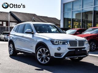 Used 2016 BMW X3 xDrive28i NAVI, EXECUTIVE PACK for sale in Ottawa, ON