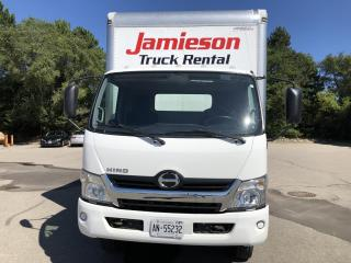 Used 2018 Hino 195 - for sale in Kitchener, ON