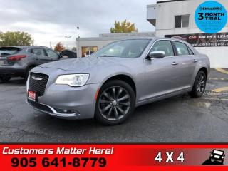 Used 2015 Chrysler 300C Platinum  PLATINUM AWD CS NAV ROOF P/SEATS for sale in St. Catharines, ON