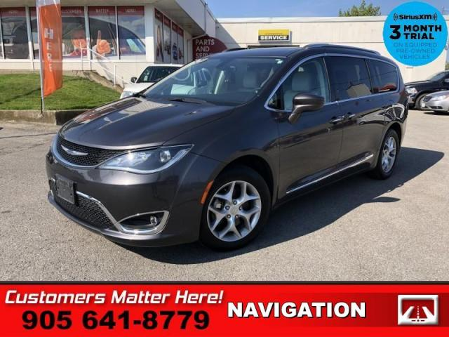 2017 Chrysler Pacifica Touring-L Plus  NAV LEATH ROOF CAM