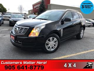 Used 2015 Cadillac SRX Luxury  AWD NAV CUE PANO CAM P/SEATS HS for sale in St. Catharines, ON