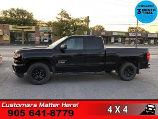 Used 2017 Chevrolet Silverado 1500 LT  Z71 PLUS HS CAM P/SEAT TOW for sale in St. Catharines, ON